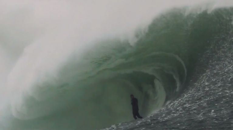 VIDEO: These Irish filmmakers have made an epic series on surfing in Sligo