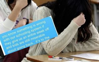 PIC: A powerful text explaining why this Irish student doesn't believe in the school system