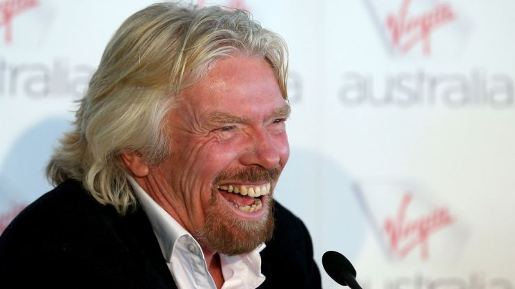 5 fascinating facts you might not know about business legend Richard Branson