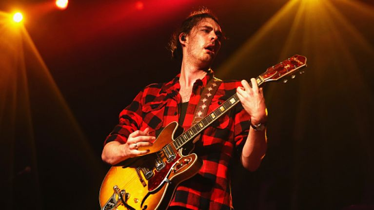Here's everything you need to know about Hozier's special gig in someone's house
