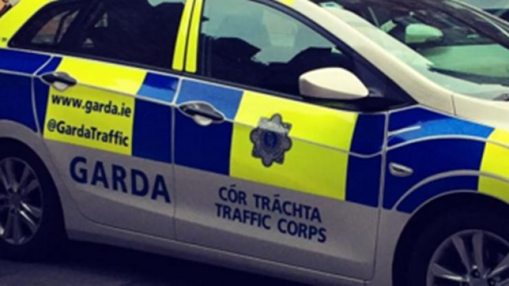 Gardaí stop driver with over 36 years of driving bans