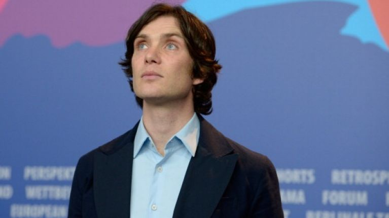 PIC: Cillian Murphy offers his support to the Repeal the 8th campaign as he marches for choice