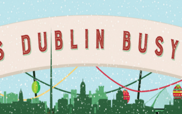 This incredible website will tell you everything you need to know about how busy Dublin is this Christmas