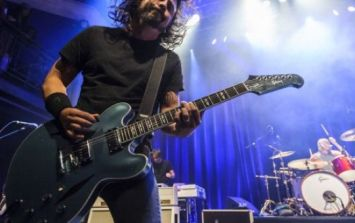 WATCH: Dave Grohl tells hilarious story of the time his Mum embarrassed him on stage