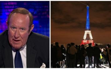 """VIDEO: Andrew Neil delivers has a message for the """"loser jihadists"""" that attacked Paris"""