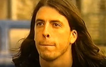 VIDEO: Foo Fighters hero Dave Grohl being interviewed in Dublin during '96 is nostalgic gold