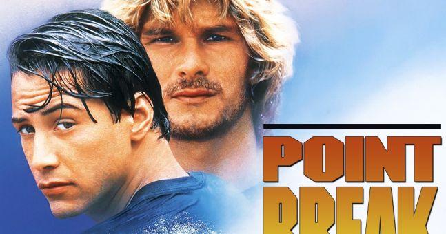 film methodologies point break 1991