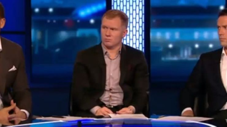 VIDEO: Manchester United icons Scholes and Ferdinand lay into LVG and the team