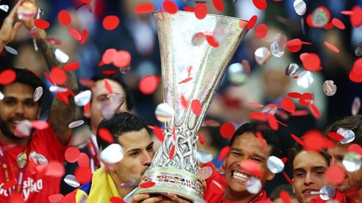 Europa League trophy stolen in Mexico ahead of semi-finals