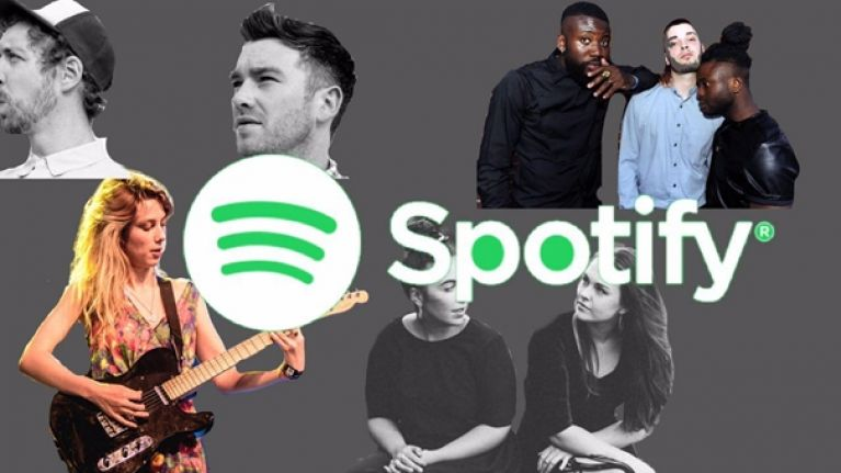 A Spotify playlist of 15 brilliant songs you might have missed during 2015