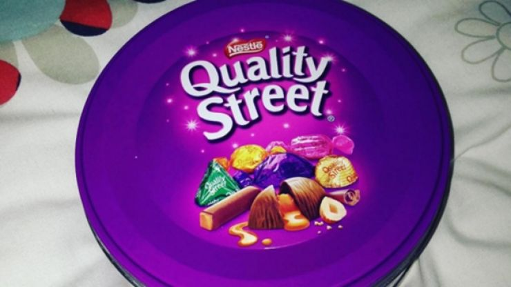 Quality Street confirm they're removing one of their sweets from the beloved tins