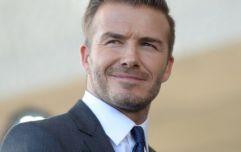 David Beckham gets paid a stupid amount of money for his sponsored Instagram posts