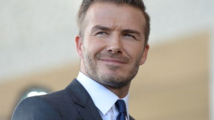 David Beckham to front new Disney+ football documentary series