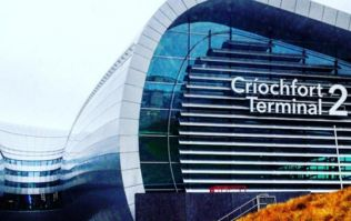 Dublin Airport confirm numerous flights are cancelled due to the high winds of Storm Ali