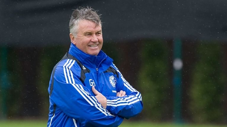 Chelsea Confirm Guus Hiddink Has Been Appointed First Team Manager