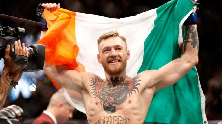 Conor McGregor has made a huge jump in the UFC Pound-For-Pound rankings