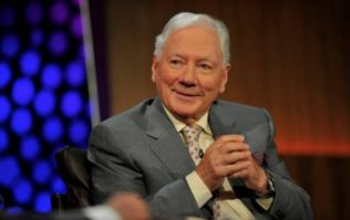 Gay Byrne has passed away following a long illness