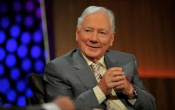 Good news because Gay Byrne is 'making progress' in his fight against cancer
