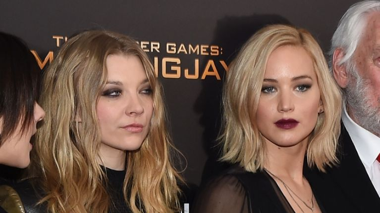 Jennifer Lawrence and Natalie Dormer plan a Guinness-fuelled trip to Ireland