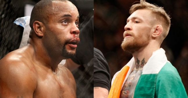 PIC: UFC Light Heavyweight champion pays a big compliment to Conor McGregor