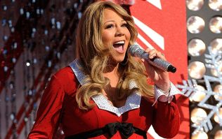 Mariah Carey is a big fan of the Irish hockey team singing 'All I Want For Christmas' at their homecoming