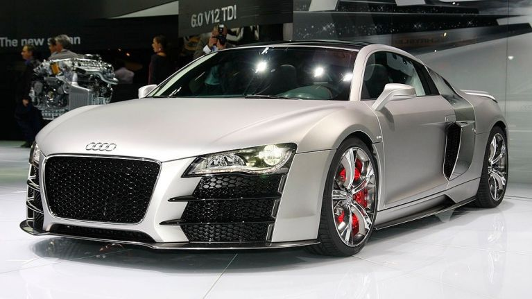 PIC: Only In Mayo Would An Audi Supercar Be Used For Carrying Turf