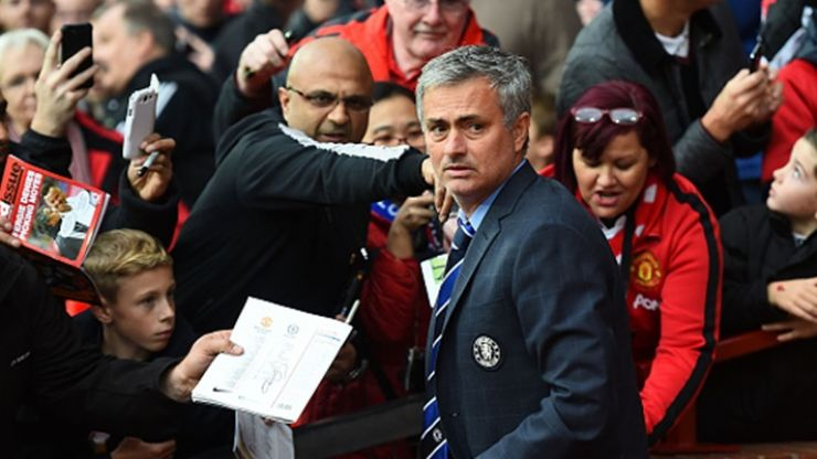José Mourinho accepts one-year suspended prison sentence in Spain