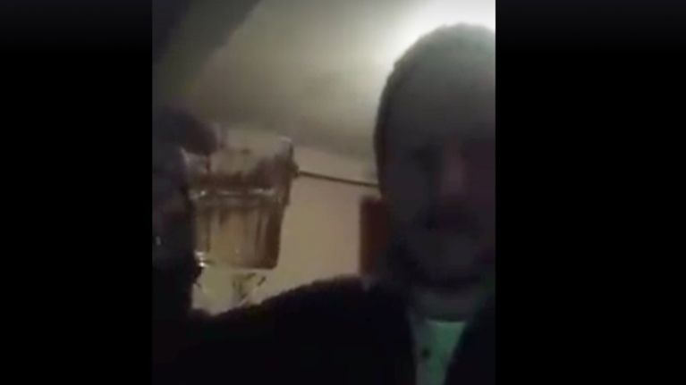 VIDEO: Manchester United fan from Sligo forced to drink own urine after losing bet about Louis Van Gaal