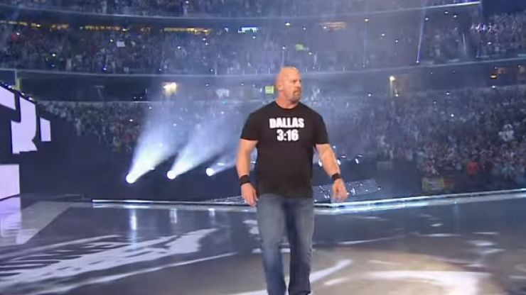 PIC: Stone Cold Steve Austin has posted this brilliant post-Wrestlemania celebration image