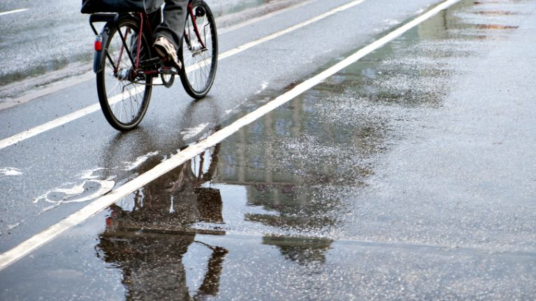 Galway is the worst city in the world for people who cycle to work