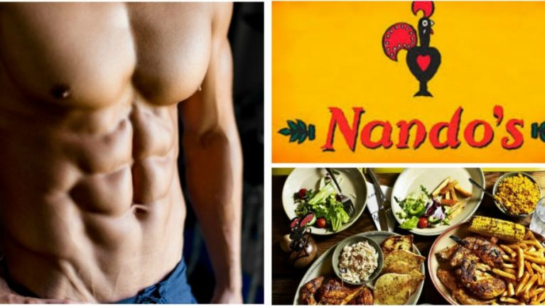 How To Eat Clean At Nandos And Not Wreck Your Diet Joe Is The