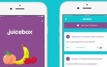 New app 'Juicebox' is here to answer all of your awkward questions about sex