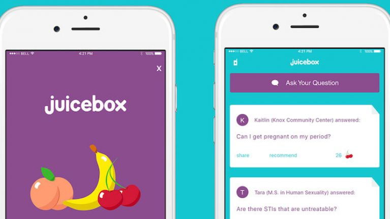 New app 'Juicebox' is here to answer all of your awkward questions