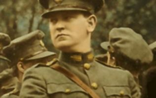 PICS: This is the original mass card from Michael Collins' funeral in 1922