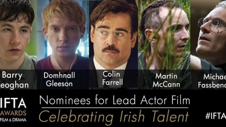 PICS: Here are all the winners from the IFTAs 2016 including Irish legend Liam Neeson