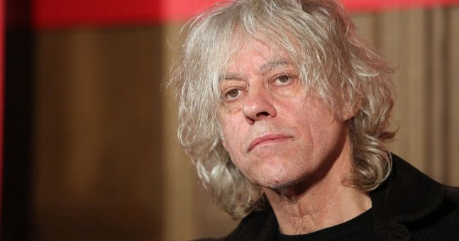"""Bob Geldof: """"The British have knifed themselves in the gut"""""""