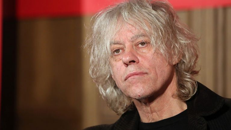 "Bob Geldof: ""The British have knifed themselves in the gut"""