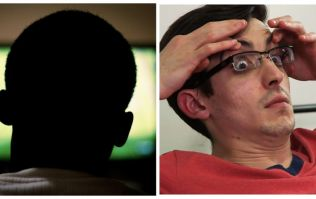 PICS: This guy has set a new world record for TV binge-watching