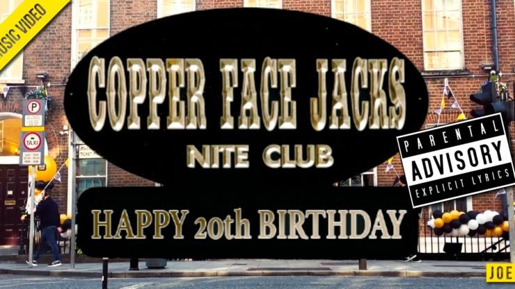 VIDEO: Here's a filthy rap to mark Coppers' 20th birthday