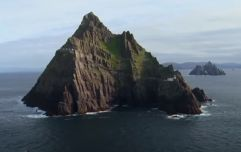 "VIDEO: Star Wars cast describe Skellig Michael as ""indescribably beautiful"" in stunning Tourism Ireland promo"