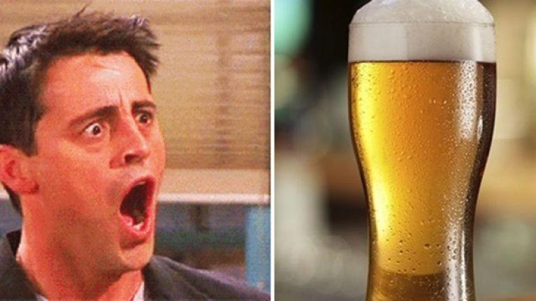 PIC: Matt LeBlanc was pulling pints in a Kerry pub last night