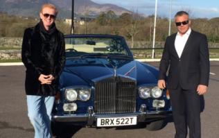 Top Gear's Matt LeBlanc might fancy a return to Ireland