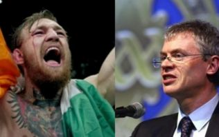 Joe Brolly has some very controversial things to say about MMA and violent sports