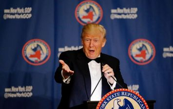 VIDEO: 30,000 people singing 'F**k Donald Trump' at Coachella