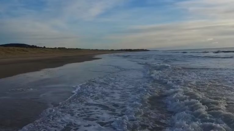 WATCH: This drone footage of Brittas Bay Beach in Wicklow really is incredible