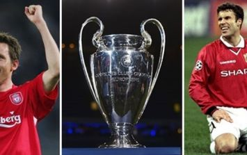 How many of these Champions League winning players can you name?