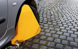 Don't want to pay your clamping fee? An Irish company will pay it for you