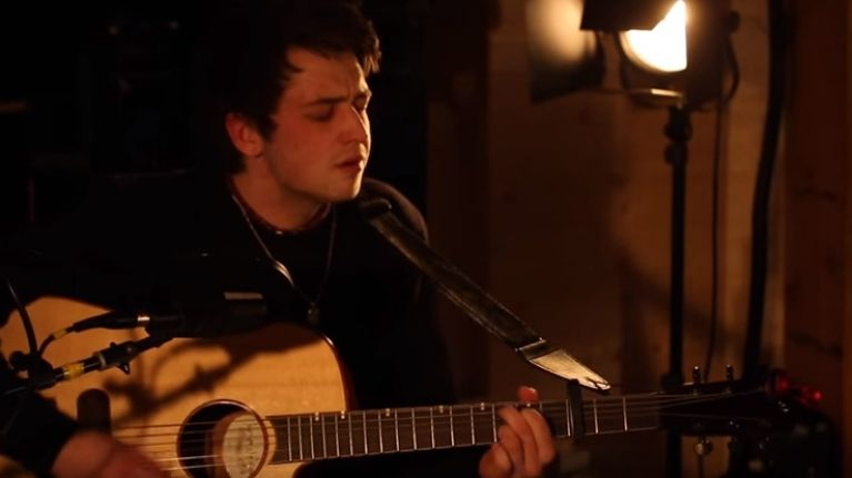 WATCH: Mullingar man's very personal song about depression and