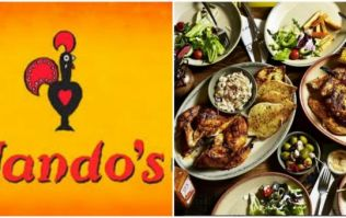 Nandos are giving away free food for any Leaving Cert students that are getting their results soon