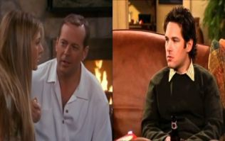 QUIZ: If you can name all these love interests from Friends, you're a Central Perk regular